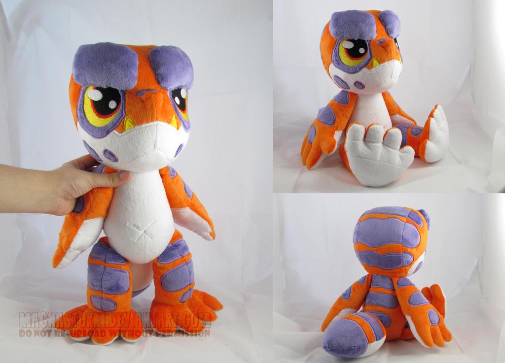 Baby Kilo by MagnaStorm