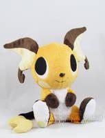 Pokemon Time Raichu by MagnaStorm