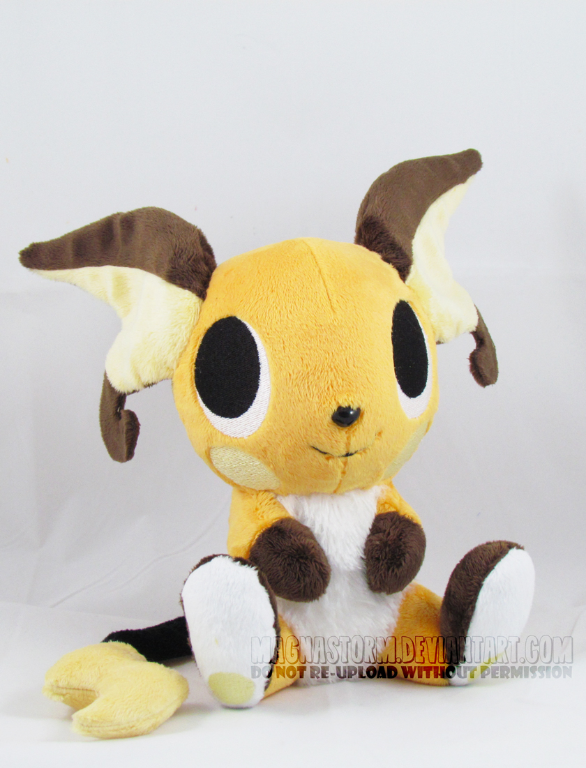 Pokemon Time Raichu by MagnaStorm
