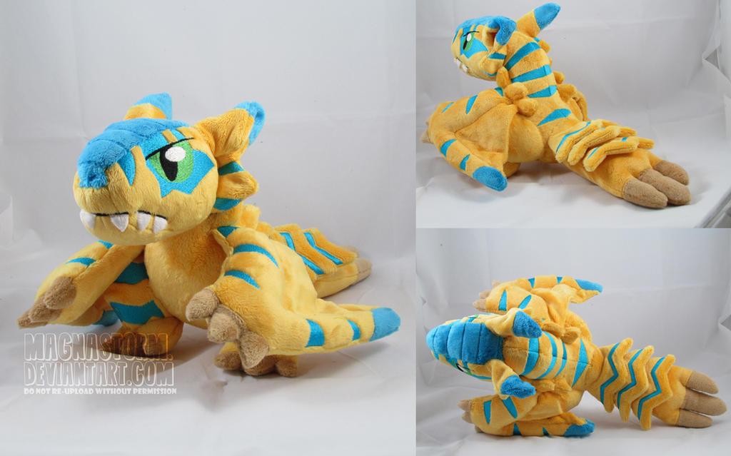 M Tigrex Tail Tigrex by MagnaStorm