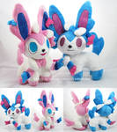 Pokemon Time Sylveons