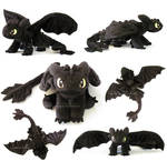 Toothless/Night Fury 2.0