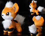 Growlithe Pokeplush