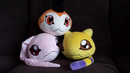Digimon group