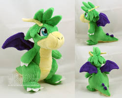 Mirage the Dragonite by MagnaStorm