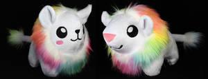 Rainbow Lions (pre-orders open!)