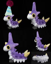 Shiny Party Hat Wurmple