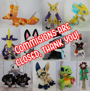 Commissions are closed thank you!
