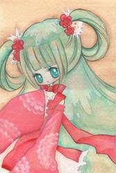 kingyo hime by MitsukaChiru