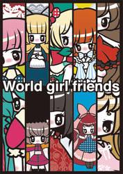 World girl friends