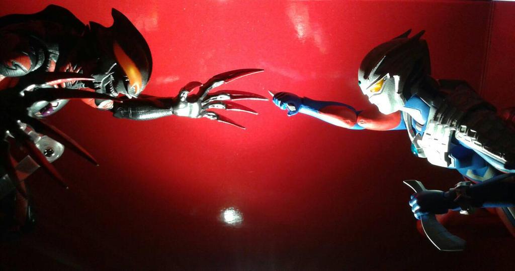 Ultraman Belial Vs Ultraman Zero Ultraman Zero vs