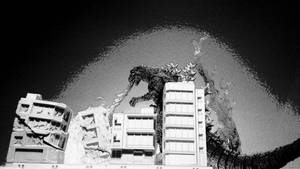 Godzilla Comic look