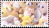 stamp 012 by kumajun