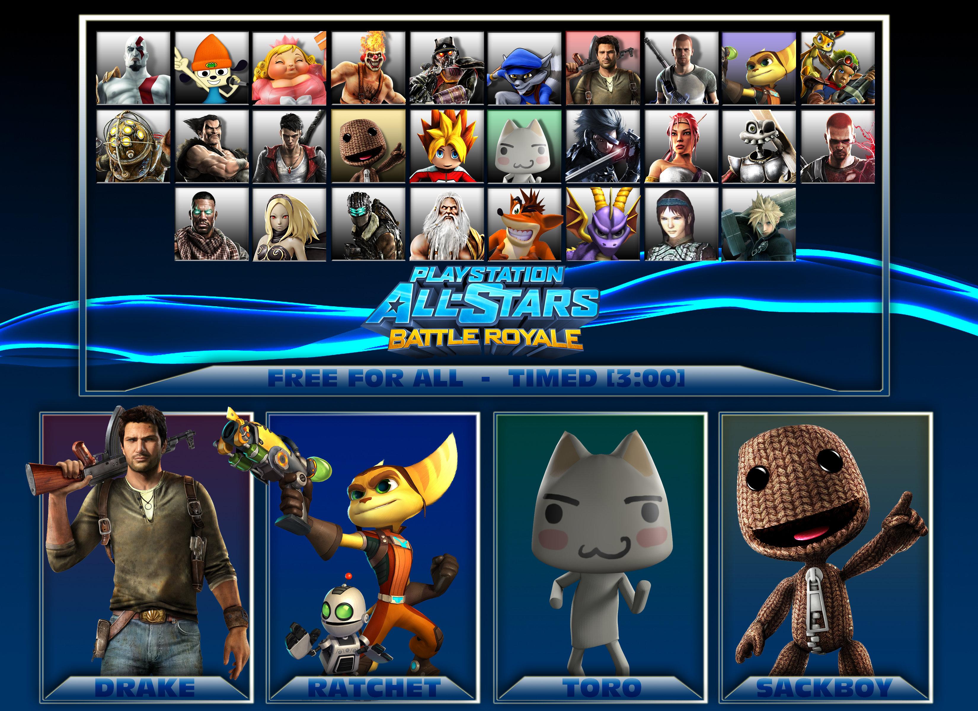 PlayStation All-Stars Battle Royale review • Eurogamer.net