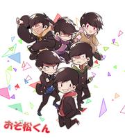 Osomatsusan by Kanomatsu