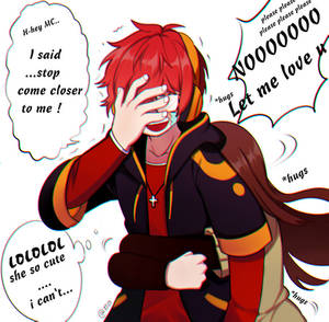 LET ME LOVE YOU 707