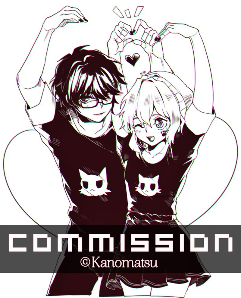 CM :  Ichimatsu x Katsu by Kanomatsu