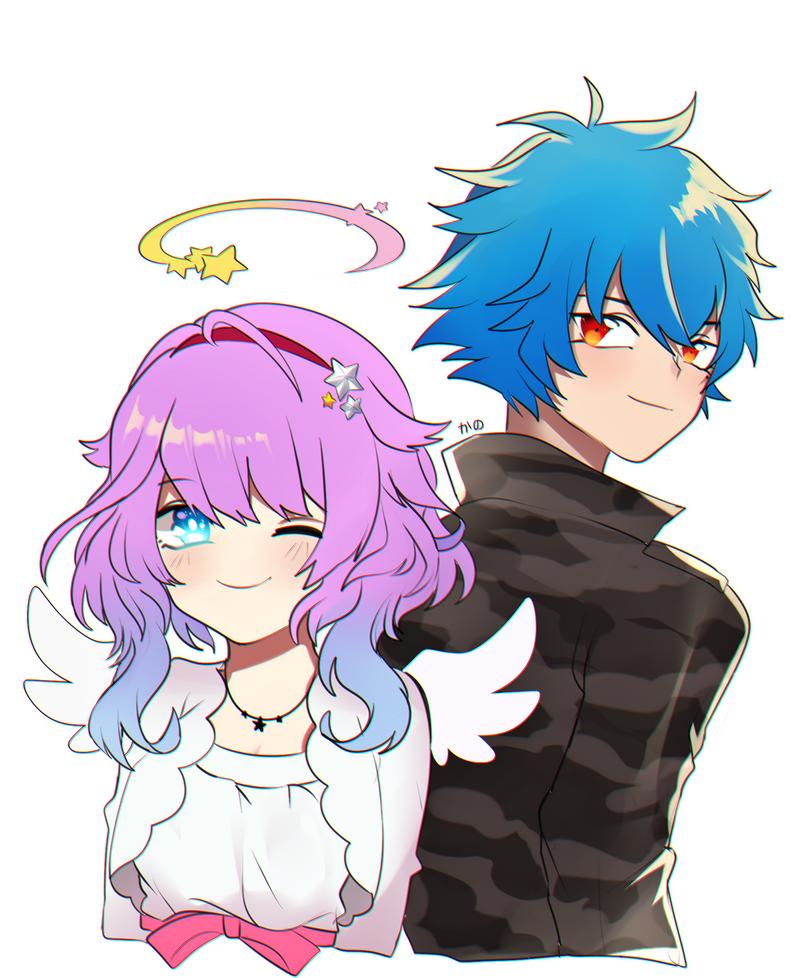SH : Luka and Recto by Kanomatsu