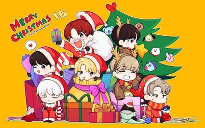 Merry Christmas by Kanomatsu