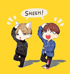 SHEEEHH!