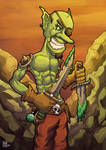 Acid Goblin (updated)
