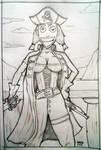 Pirate Deanna (request 5)