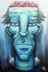 Frankenstein (canvas)