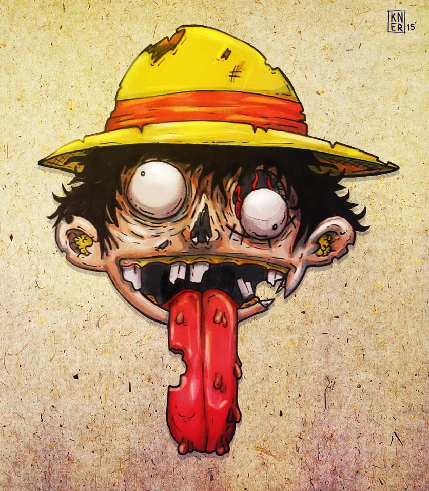 Monkey D. Luffy by cnerone21