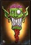 Portrait of a Goblin