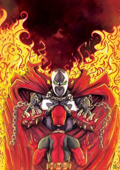 Spawn vs Deadpool (final)