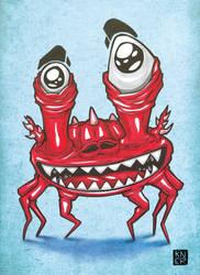 Crabby Monster! (UPDATED)