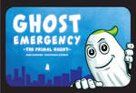 GHOST EMERGENCY cover