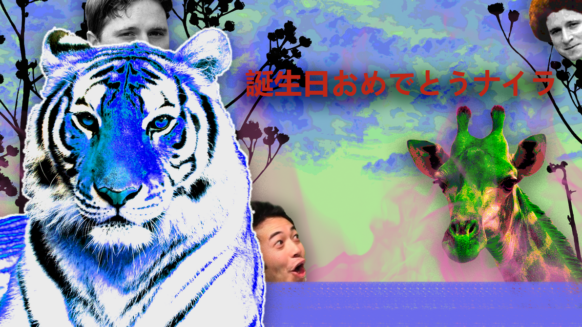 HappyBDayNyla by TokageNeko