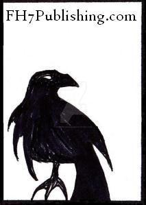 FH7 Publishing Raven Logo by Maelstromgrlie