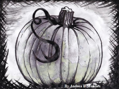 Pumpkin Black Stem Name Edit 2 by Maelstromgrlie