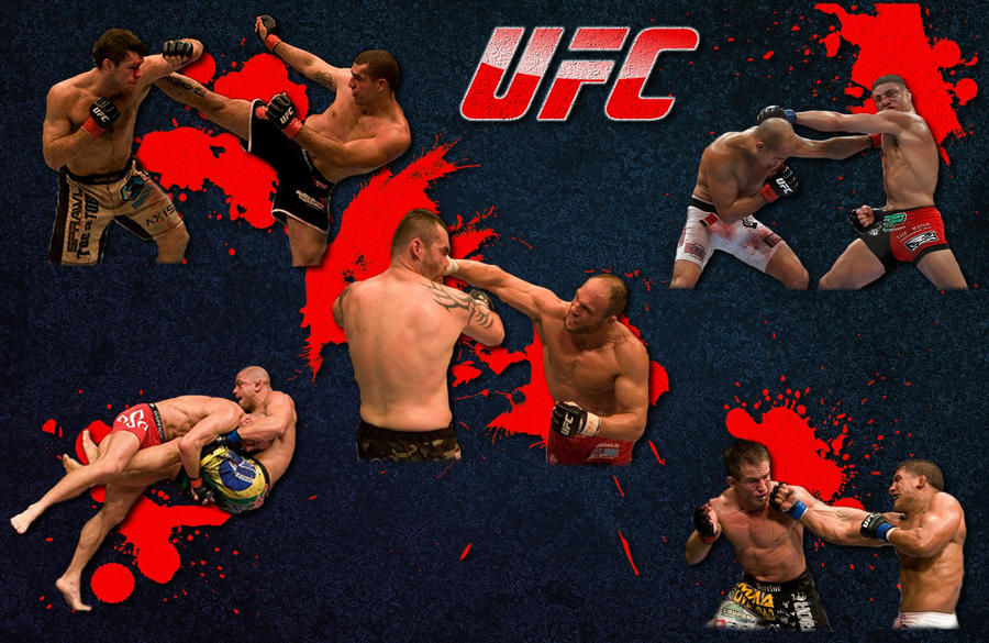 Ufc wallpaper by pmat26oo on deviantart ufc wallpaper by pmat26oo voltagebd Image collections