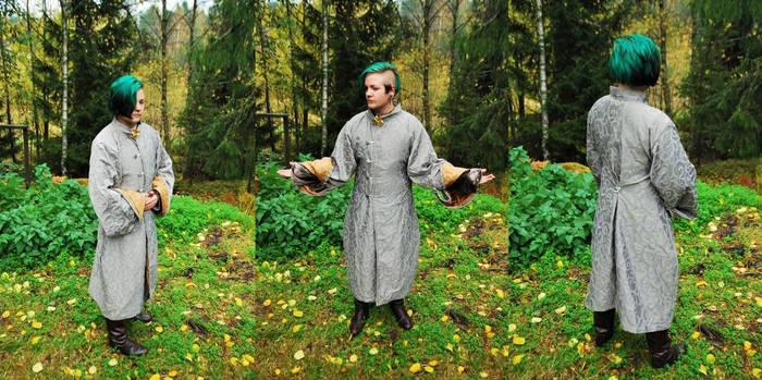 Elven Alchemist Coat