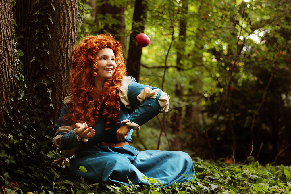 Princess Merida - I want Freedom by ChorJail