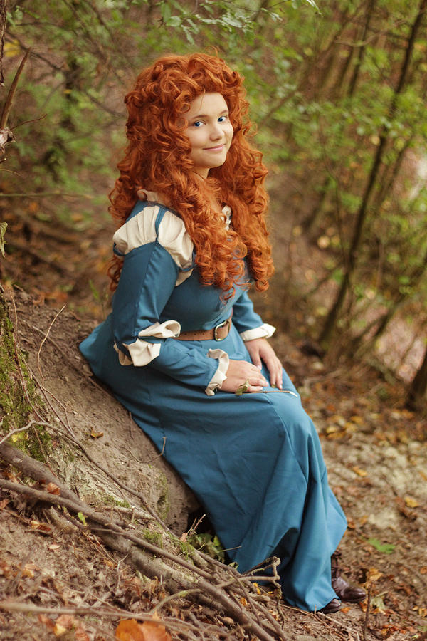 Merida dun Broch - Fate by ChorJail