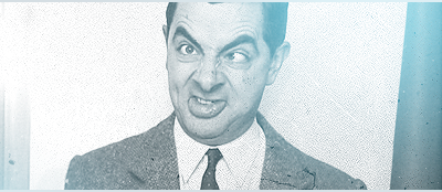 Mr. Bean by Rofled