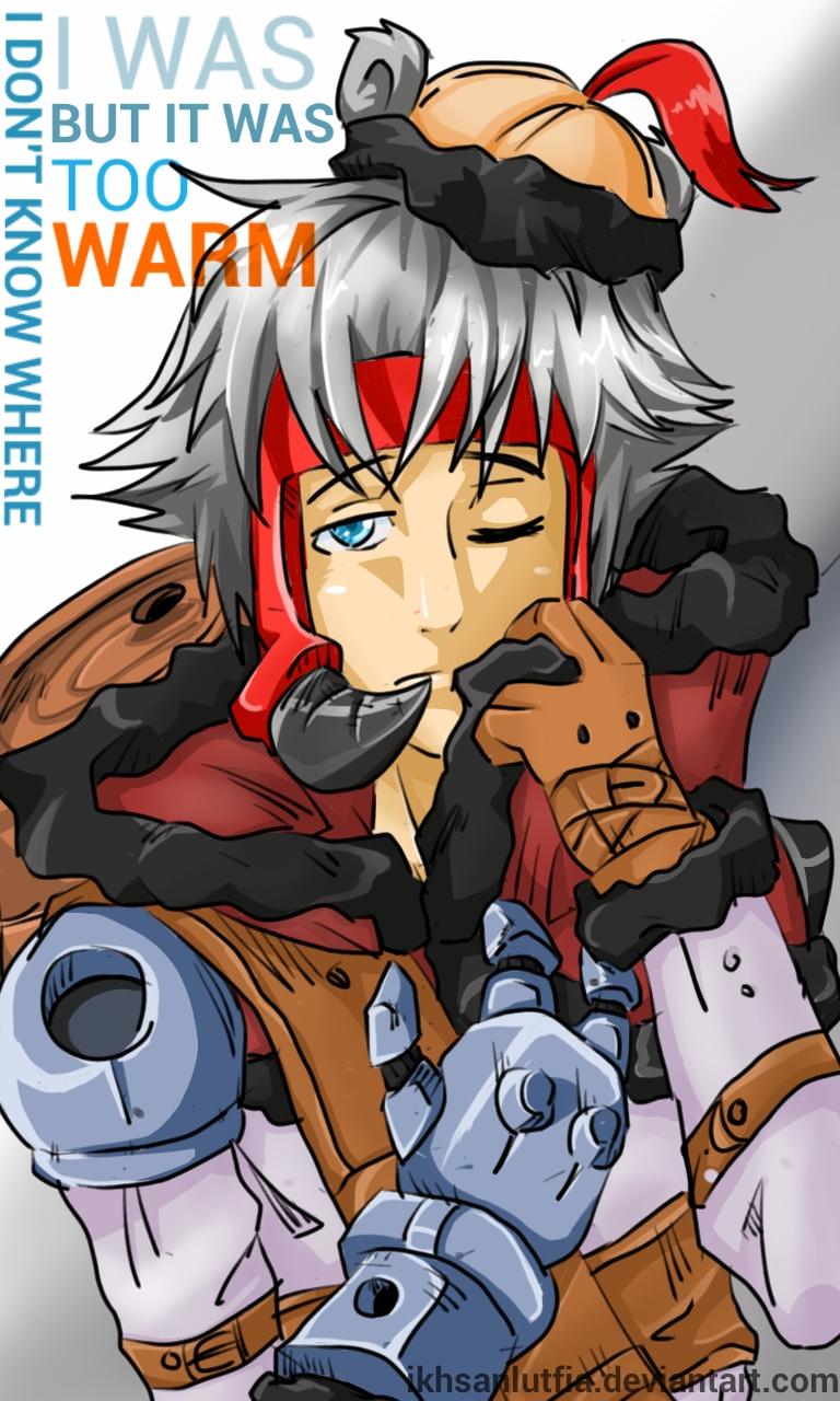 tusk dota 2 anime version by ikhsanlutfia on deviantart