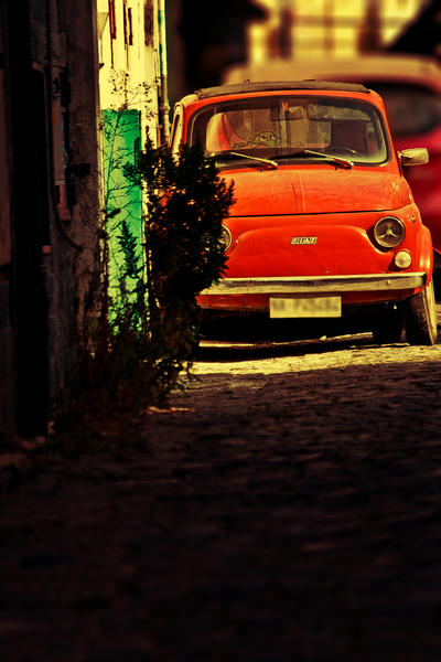 Fiat 500 by xDeepLovex