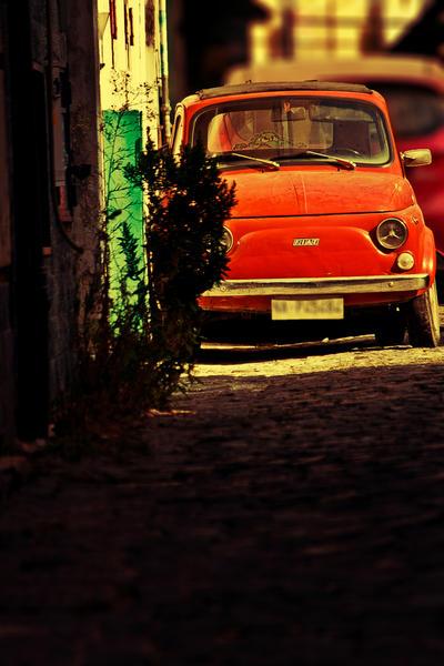 Fiat 500 by xDeepLovex