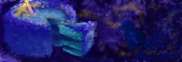 CeruleanRaven's Cake