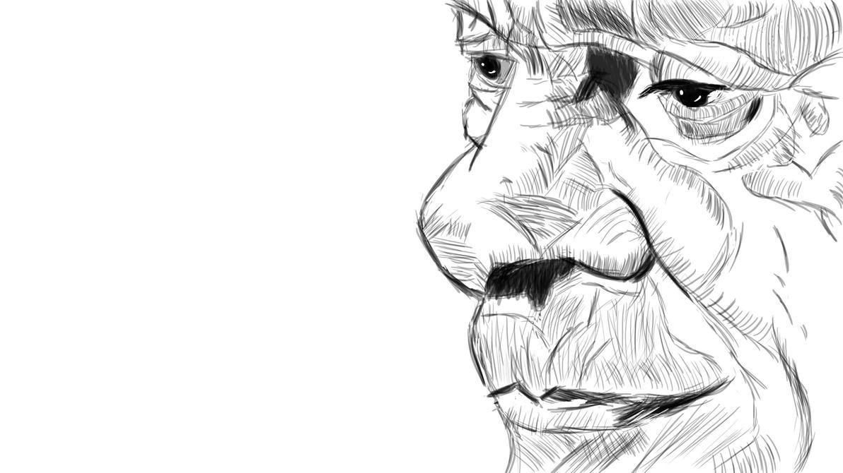 [MARKER] Old Man by Reinkraft