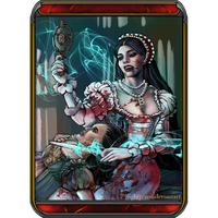 Card Game - Blood Countess by 79lightyears