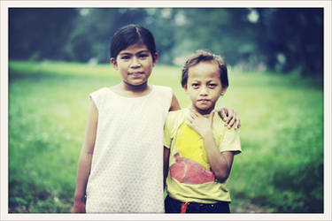 Street Youth I by Reskiy