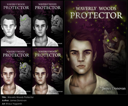 Waverly  Woods Protector (Book Cover)