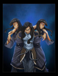 Legend of Korra ~Commission~