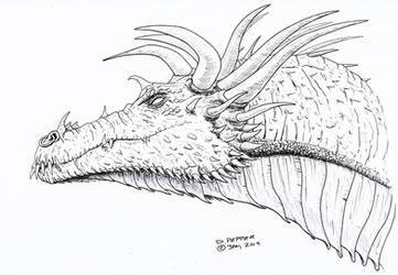 Dragon IV by DAZZY-P